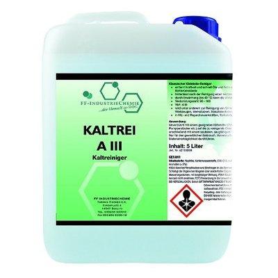 Kaltrei AIII - Kleinteile-Reiniger