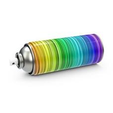 Farbspray