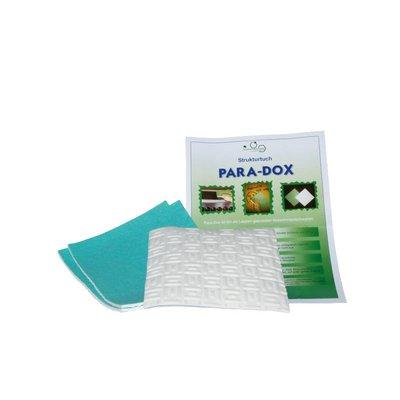 Para-Dox Tuch - High-Tech Strukturtuch 17,5 x 17,5