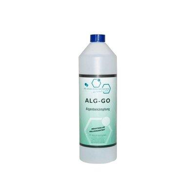 Alg-Go - Algenbekämpfung in Schwimmbädern