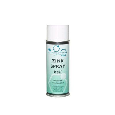 Zink-Spray hell - Farb-Beschichtungsspray