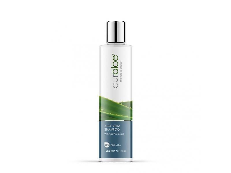 Shower line - Shampoo Aloë Vera Curaloe® 250ml / 8.4 fl oz