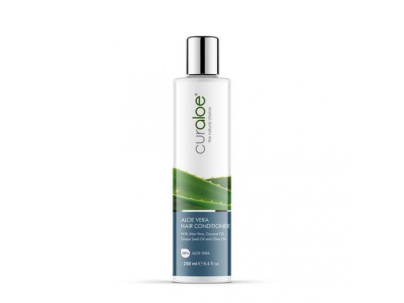 Shower line - Conditioner Aloë Vera Curaloe® 250ml / 8.4 fl oz