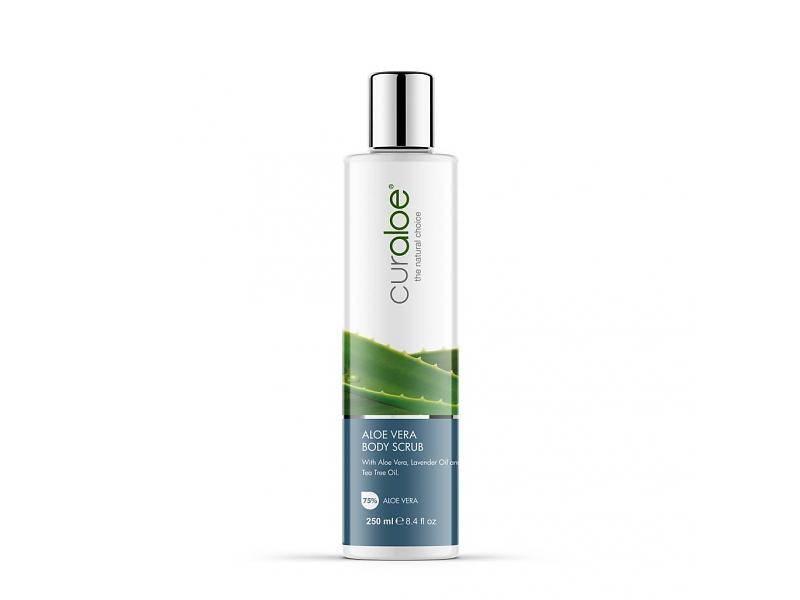Shower line - Body Scrub Aloe Vera Curaloe® 250ml / 8.4 fl oz