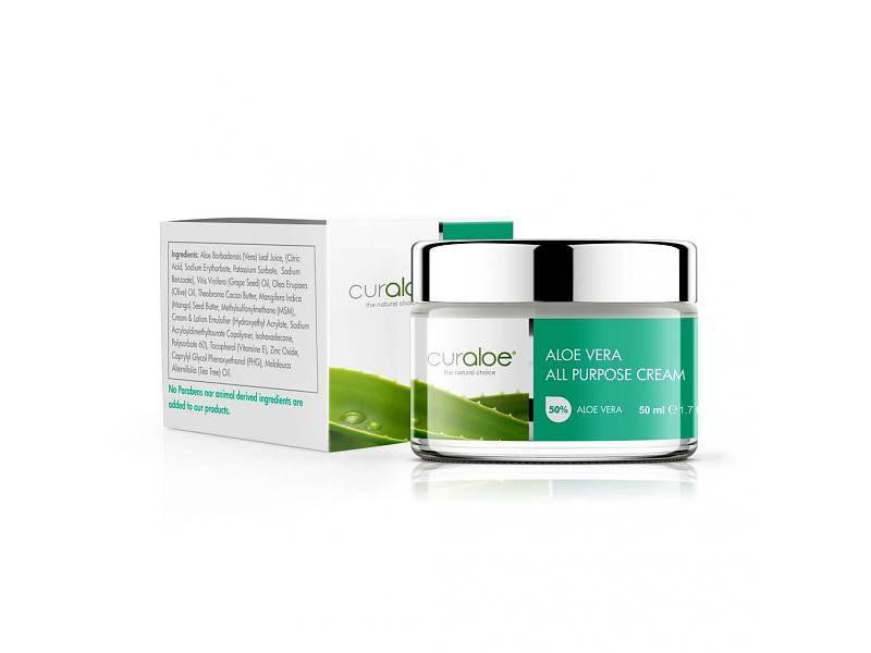 Body line - All Purpose Cream Aloë Vera Curaloe® 50ml / 1.7 fl oz