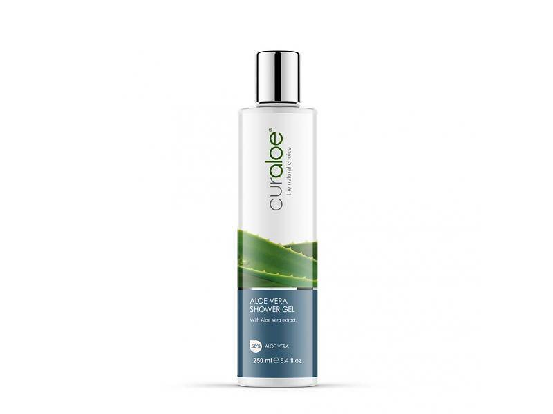 Shower line - Shower Gel Aloe Vera Curaloe® 250ml / 8.4 fl oz