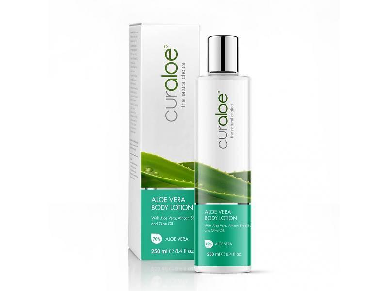 Body line - Body Lotion Aloe Vera Curaloe® 250ml / 8.4 fl oz