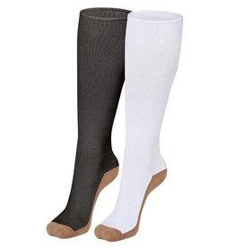 DutchUnder Miracle Socks met Kopervezels 2-pack