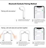 DutchUnder i7s Draadloze Bluetooth Oordopjes