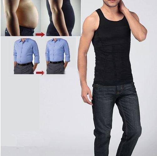 DutchUnder Corrigerend hemd compressiehemd voor mannen