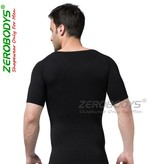 Zerobodys Corrigerend Shirt Mannen Zerobodys