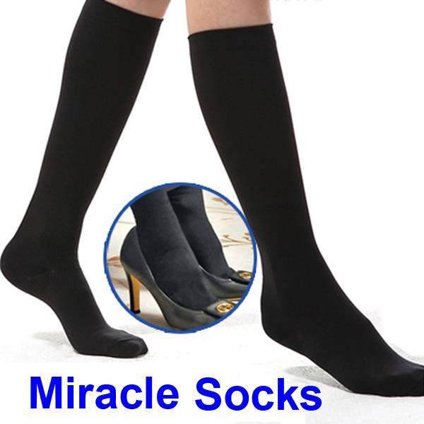 DutchUnder Steunkousen Miracle Socks. Betaalbare steunkousen van uitzonderlijke kwaliteit.