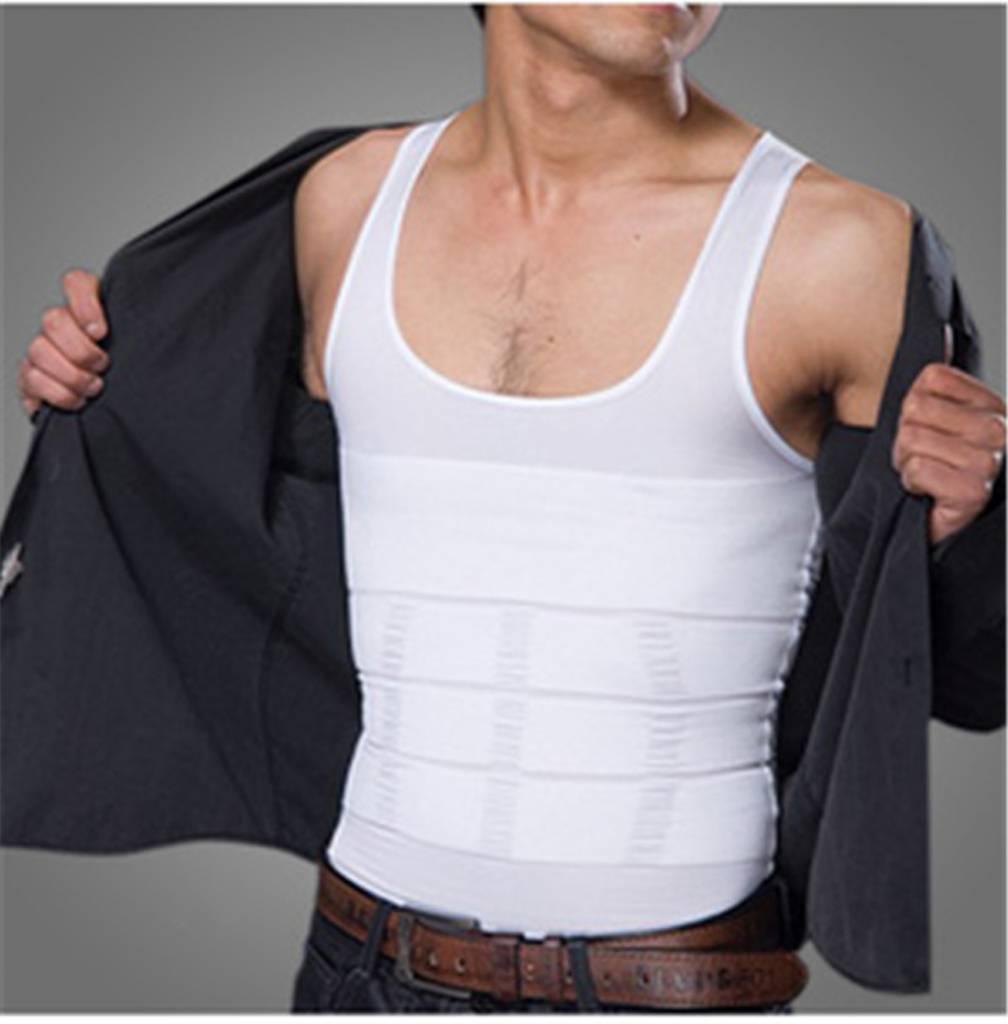 DutchUnder Dubbelpak Corrigerend hemd voor mannen Combi