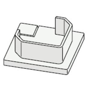 Keralit® Eindkap voor 2827 / 2828 (per stuk)