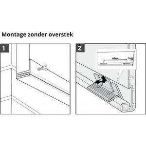Keralit® Montage voorschriften dakrandpanelen zonder overstek
