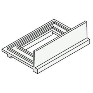 Unipanel® Ventilatieclips (15 stuks)