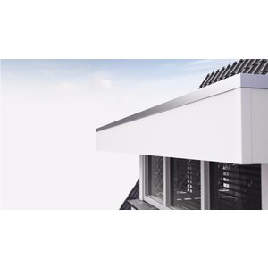Keralit® Dakrandpaneel 250 mm (1 x 600 cm)