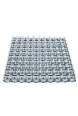 Penn Elcom Penn Elcom kooimoer M6, 3 mm, 100 stuks