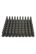 Penn Elcom Penn Elcom bout, kruiskop M6x16, zwart, 100 stuks