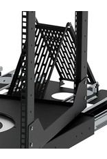 Penn Elcom Penn Elcom 19 inch  slide & rotate rack system, 500 mm