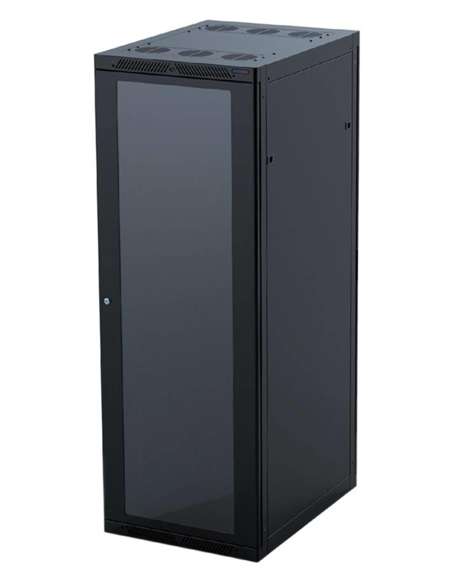 Penn Elcom Penn Elcom 19 inch serverkast, 1000 mm diep, 37HE