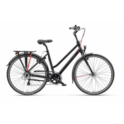 De Batavus Boulevard? Alle vrijheid en luxe op 1 fiets!