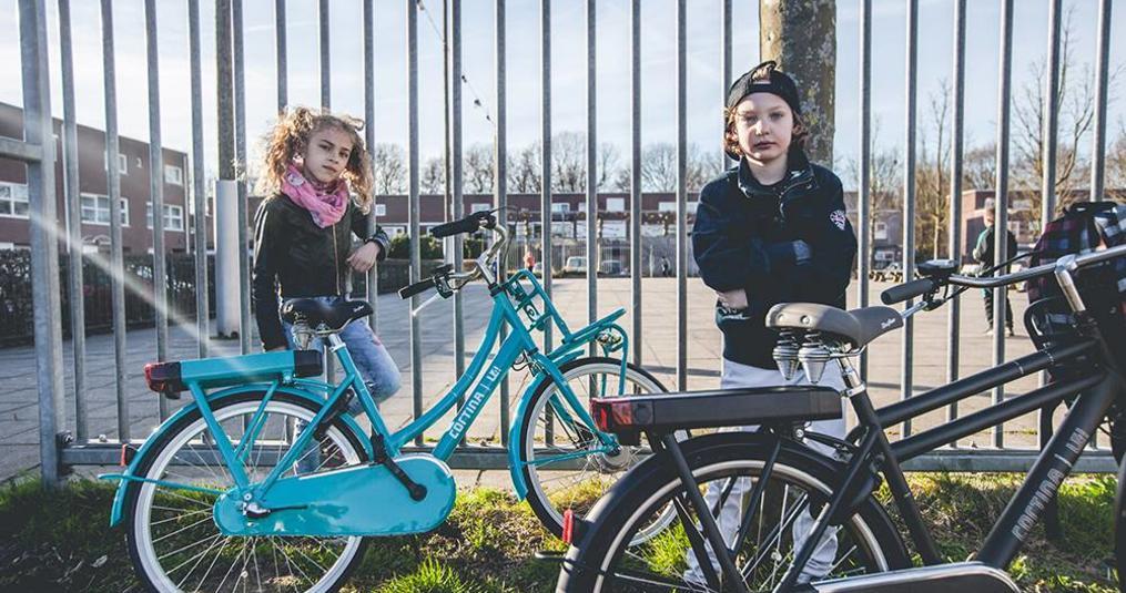 Cortina u4 Mini transport fietsen