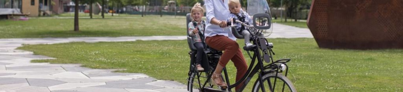 Cortina U4 Family damesfiets / moederfiets