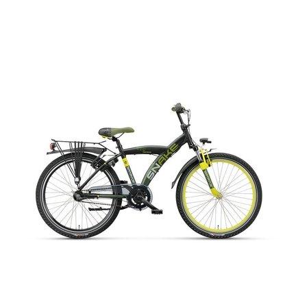 Jongensfiets 24 inch, fiets voor leeftijd van 8 tot 10 jaar