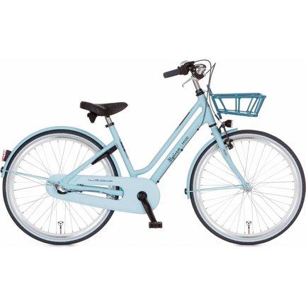De Alpina Mood meisjesfiets, een splinternieuw model fiets voor modebewuste meiden!