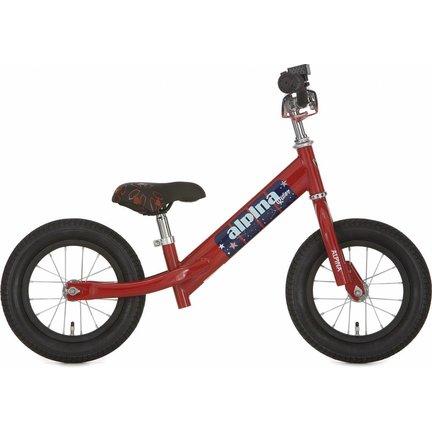 Alpina Rider - Een loopfiets is de ideale opstap voor je kind naar een echte fiets!