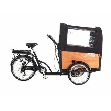 Mega veel keus aan tweewieler en driewieler bakfietsen met elektrische ondersteuning!