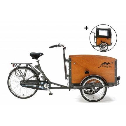 Driewieler bakfiets kopen? Uit voorraad leverbaar & Proefrit is mogelijk!