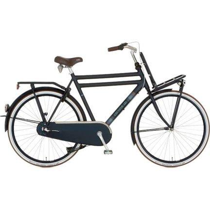 Cortina Transportfiets -herenfiets/damesfiets met een robuuste uiterlijk en een sterk frame!