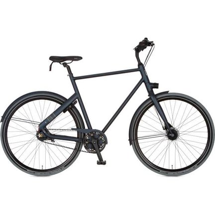 De Cortina Blau - Deze sportieve tourfiets heeft een strak design en is een lichtgewichte fiets!