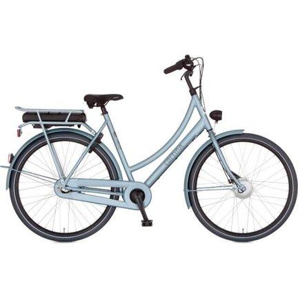 De Cortina E-U1 maakt het fietsen op een e-bike nu wel heel bereikbaar!