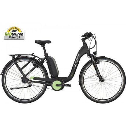 De Victoria e Manufaktur- Bekijk dit adembenemende Duitse  e-bike.