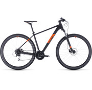 Cube  AIM PRO 29 inch MTB Black Orange 2020