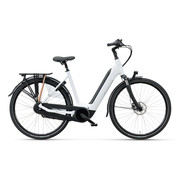 Batavus  Finez E-go Power damesfiets 8V Parelmoer Glans