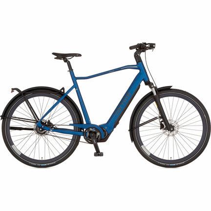 Cortina E-Silento elektrische fiets is voorzien van de hoogwaardige Shimano Steps middenmotor