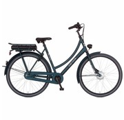 Cortina  E-U1 Damesfiets 28 Inch Deep Green Matt 7V
