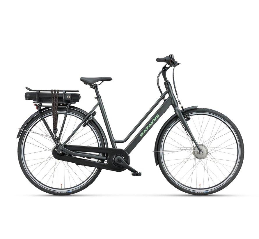 Fonk E-go elektrische fiets 7V Smokingzwart