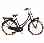 Cortina  E-U4 Family bike Dark Grey Matt RB7