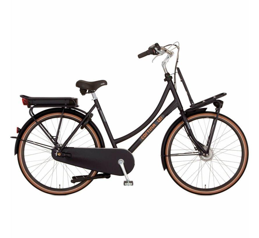 E-U4 Family bike Dark Grey Matt RB7
