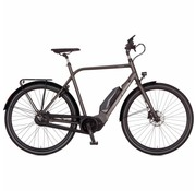 Cortina  e-Mozzo herenfiets Eclips Black Matt DB8
