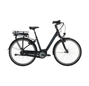 Victoria  eTrekking 7.4 elektrische fiets Mat Zwart 7V 500Wh