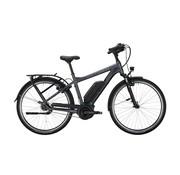 Victoria  eManufaktur 9.5 elektrische fiets Uni Mat Zwart 8V 500Wh