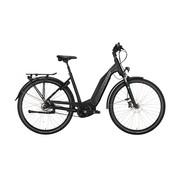 Victoria  eTrekking 9.8 elektrische fiets deep mat zwart/anthracite Bosch 500 Wh