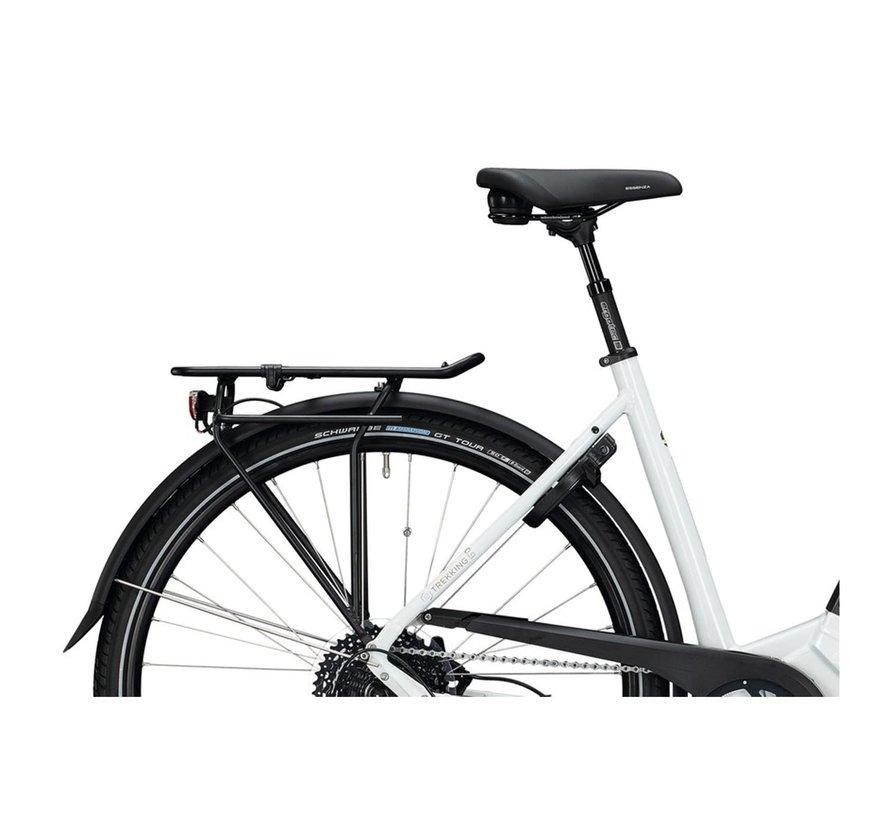 eTrekking 10.9 elektrische fiets 11V Mistig Wit - 500Wh