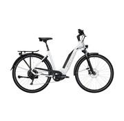 Victoria  eTrekking 10.9 E Bike dames wit Bosch 500 Wh